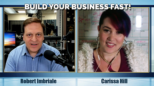 eCoach 57: Building Your Business Fast with Carissa Hill